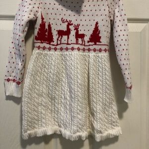 Janie and Jack toddler girls' sweater dress